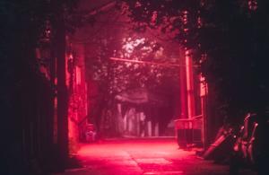 Best Quiet Generator Dark Street with little light
