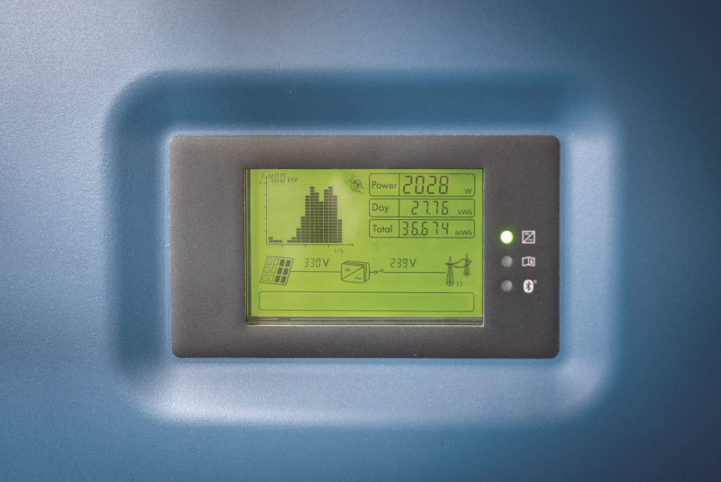 Best Solar Charge Controller Display