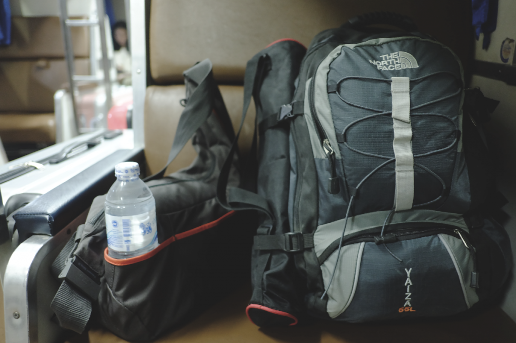 Best Tactical Backpack For Preppers Backpack On Seat