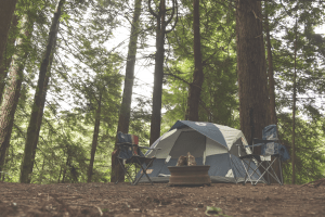 best 6 person tent in woods